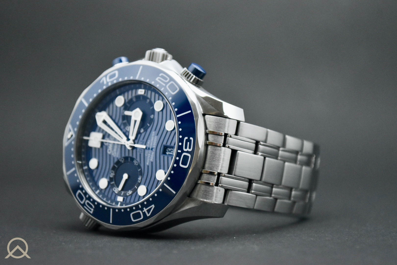 Omega Seamaster Diver Chrono 300M