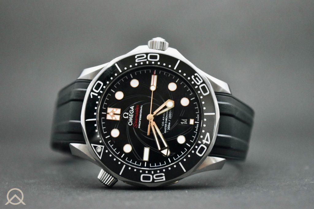 Omega Seamaster Diver 300M Bond